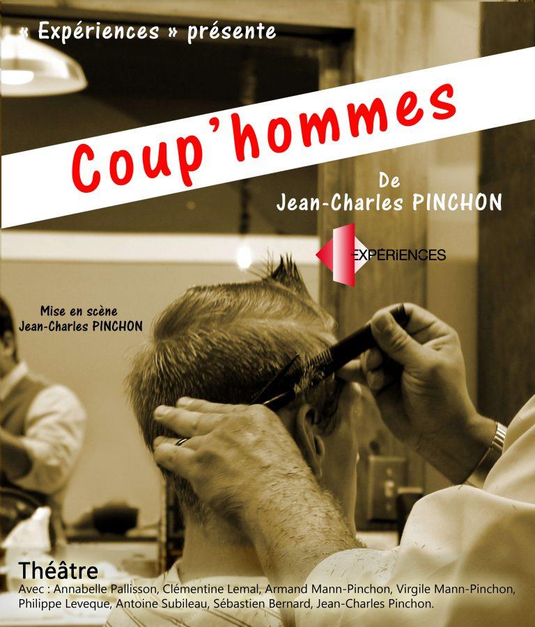 Coup'Hommes Affiche 2019