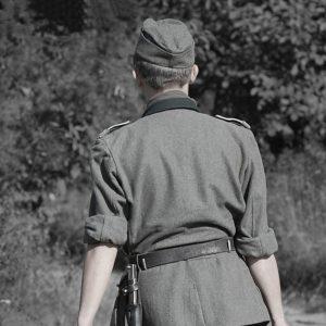 Cantonnement soldat allemand Expériences
