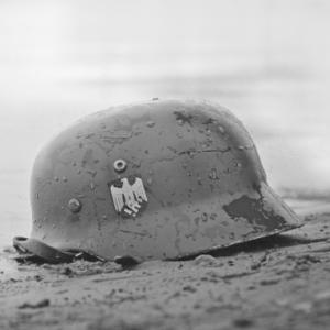 Cantonnement soldat allemand Joel Van de Poel